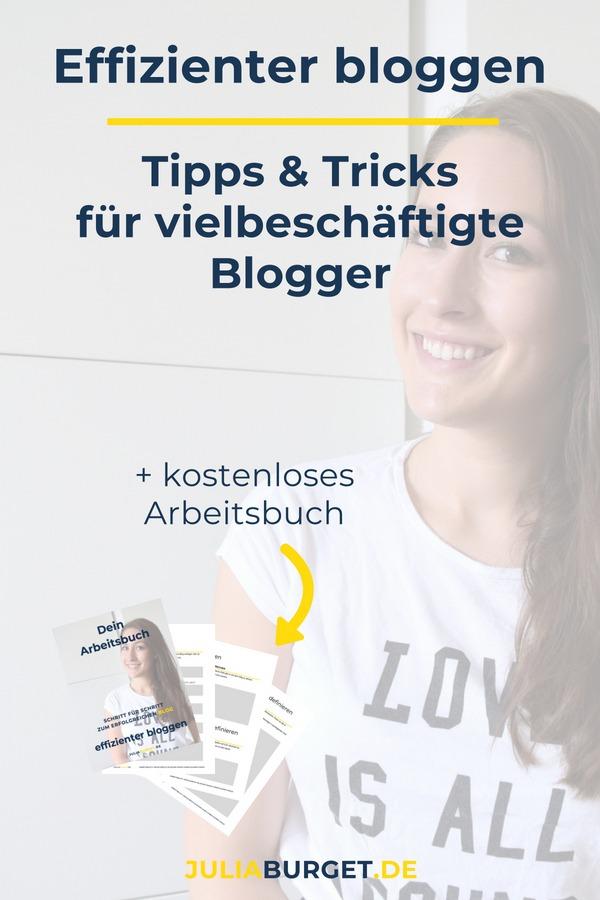 Blog Tipps effizienter arbeiten bloggen