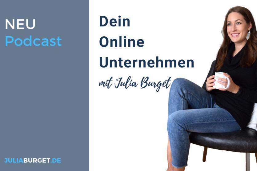 Dein Online Unternehmen neu Podcast fuer blogger