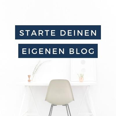 Starte Blog Kurs
