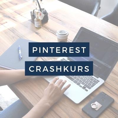 Pinterest Crashkurs