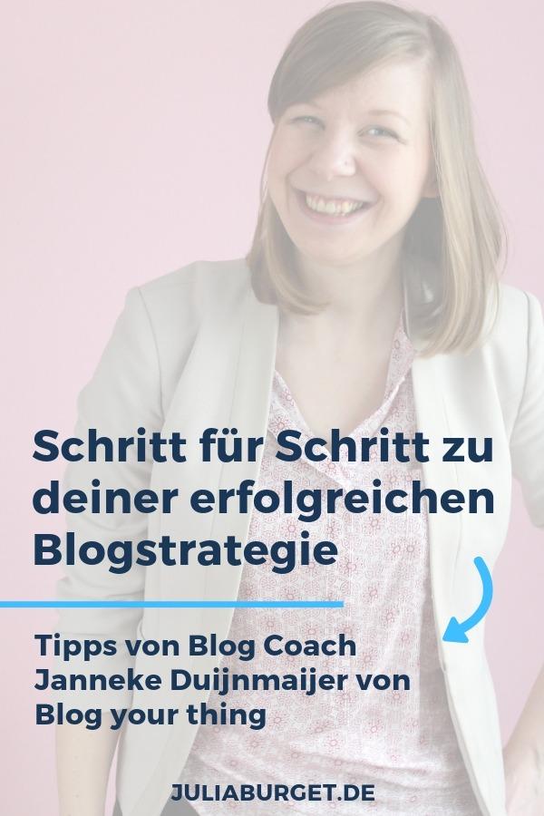 Du möchtest deinen eigenen Blog starten, weißt aber noch nicht so recht wie? Dann ist das deine Podcastfolge. Ich spreche mit Janneke Duijnmaijer von Blog Your Thing über eine allumfassende Blogstrategie. Vom Blog Konzept, über SEO für Blogger, bis hin zum zeiteffizienten Bloggen, bekommst du jede Menge Tipps für deinen eigenen Blog. #deutschepodcasts #blogtipps #deinonlineunternehmen #onlinemarketing