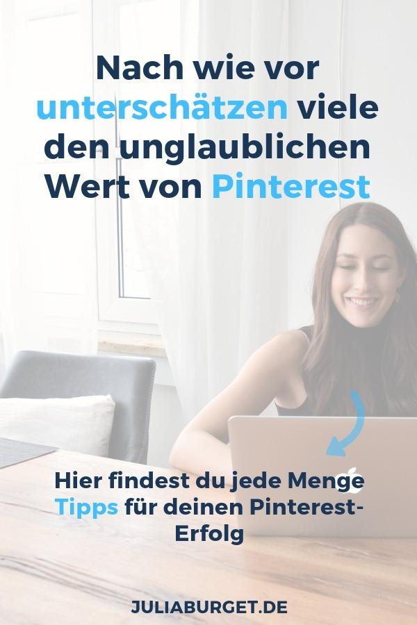 Hier findest du alles, was du brauchst, um Pinterest zu lernen, deine eigene Pinterest Strategie zu entwickeln und auf dieser Plattform erfolgreich  durchzustarten. Bist du bereit? Dann hol dir das Know-How, um auf dieser Plattform durchzustarten und ab sofort erfolgreich zu pinnen. Pinterest für Unternehmen. Pinterest für Anfänger. Pinterest richtig nutzen.  #pinterest #pinterestmarketing #vomblogzumbusiness #blogtipps #reichweite