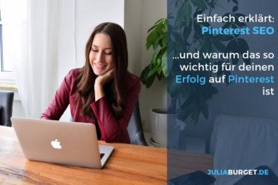 Pinterest SEO Grundlagen