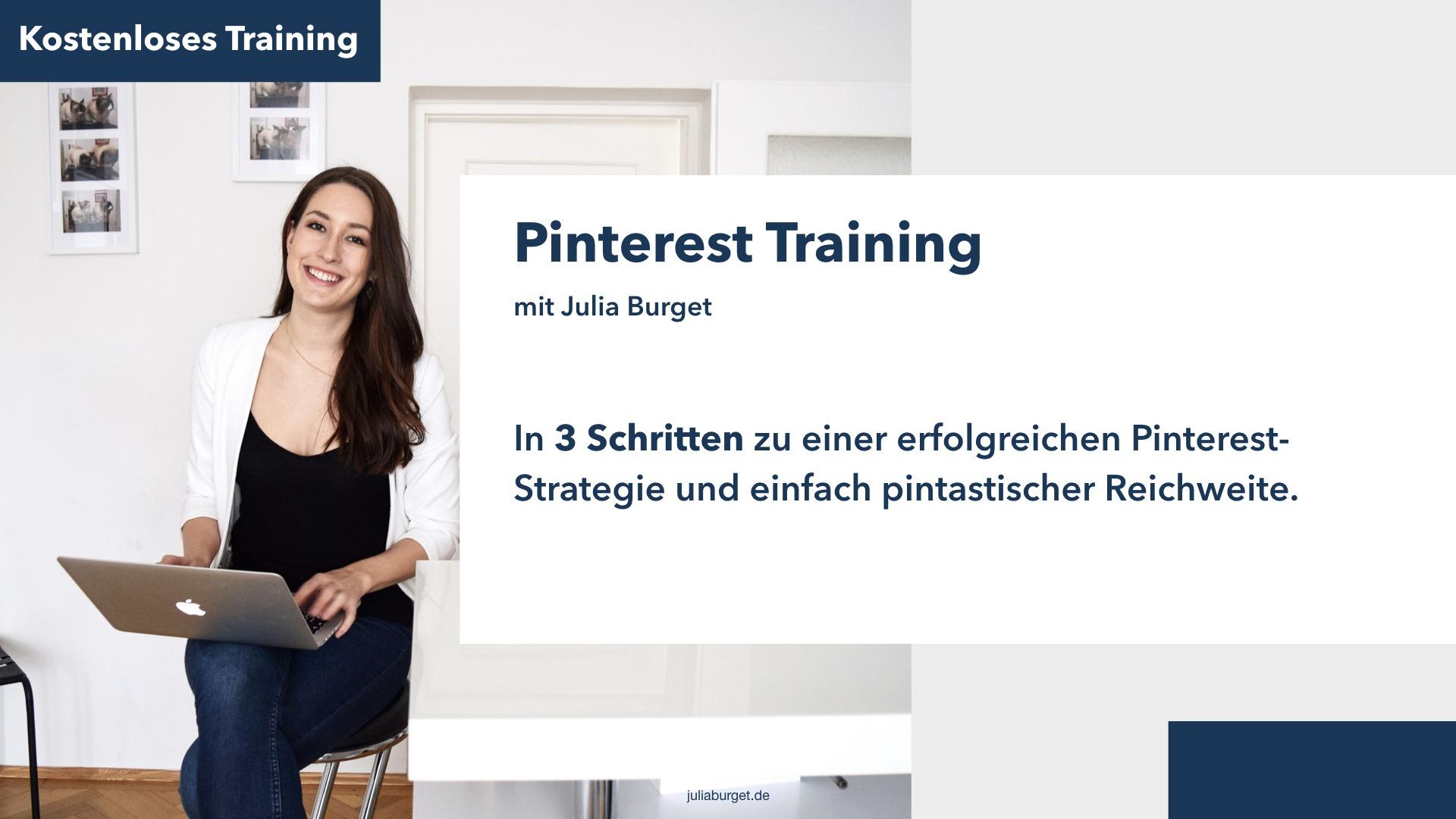 Pinterest Training