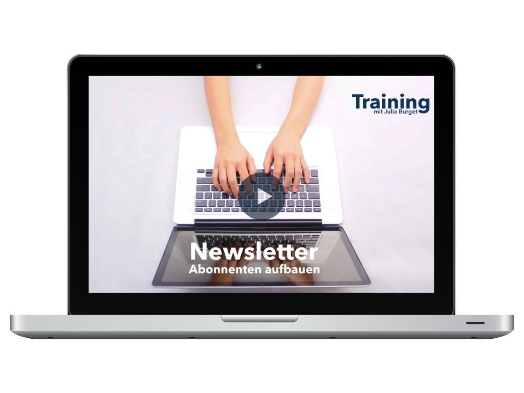 Newsletter Kurs Abonnenten aufbauen