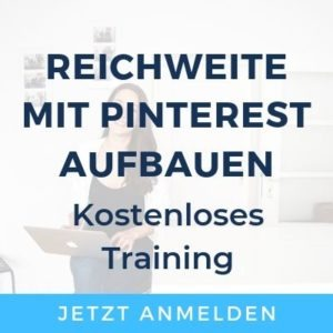 Pinterest Grundlagen Training