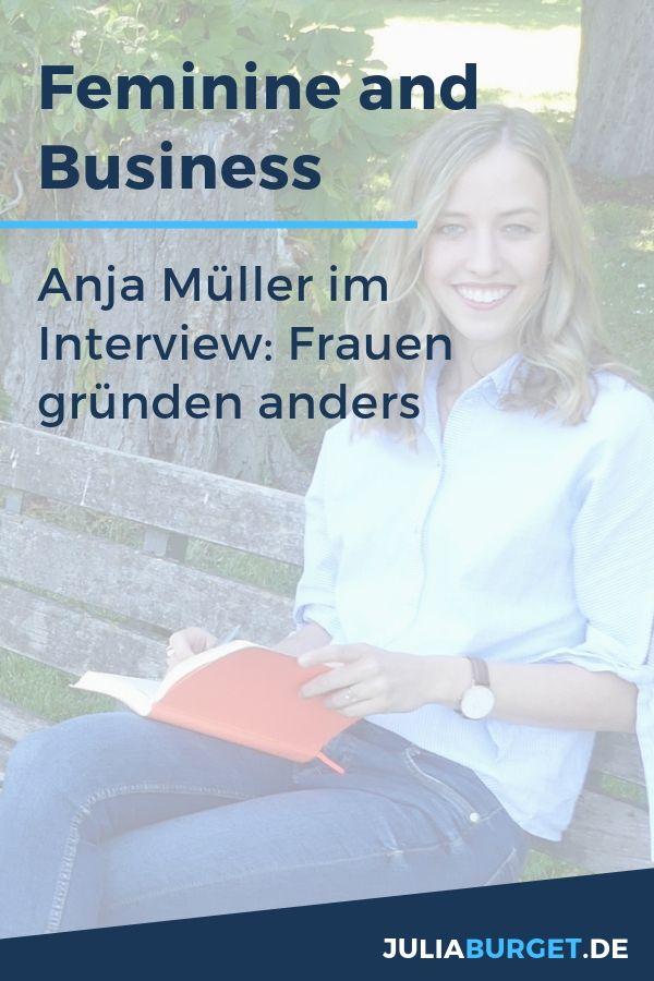 Feminine and Business. Diese beiden Worte beschreiben das brandneue Podcastinterview bei Dein Online Unternehmen einfach perfekt! Anja Müller, Business Coach und kinesiologiescher Business Coach spricht darüber, wie wir Frauen anders gründen. Worauf Frauen auf dem Weg in die Selbstständigkeit achten. Neben all diesen Business Mindset-Themen, geht es aber auch darum, wie du erkennst, ob deine Gründungsidee profitabel ist und was du tun kannst, um deine Business-Idee zu validieren. #gründen