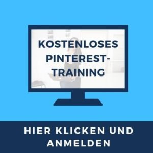 Pinterest Training Anfaenger